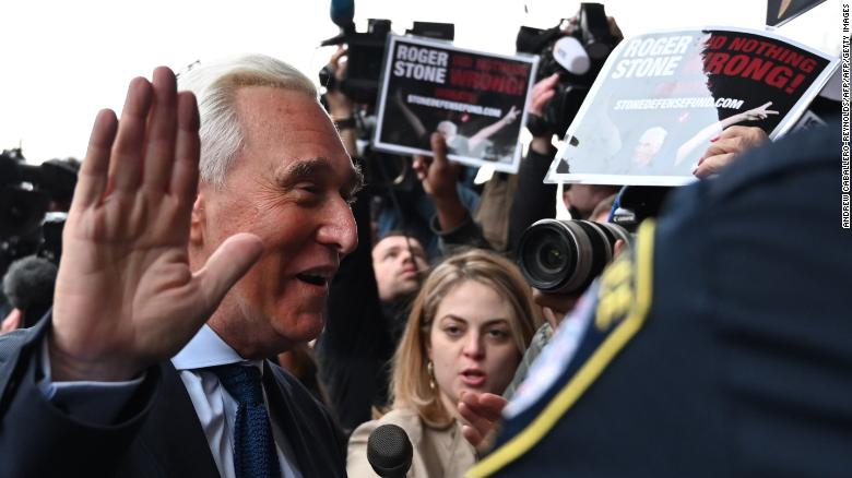 A federal judge has placed a gag order on longtime Donald Trump associate Roger Stone and attorneys involved in his criminal case https://cnn.it/2BDE2g5