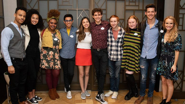 JUST ANNOUNCED: Meet the cast of High School Musical: The Musical: The Series: https://bit.ly/2TNg4WI