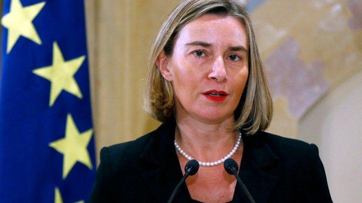 EU's Mogherini congratulates #Greece and #NorthMacedonia on 'remarkable achievement' https://t.co/vBpE5QQkaD