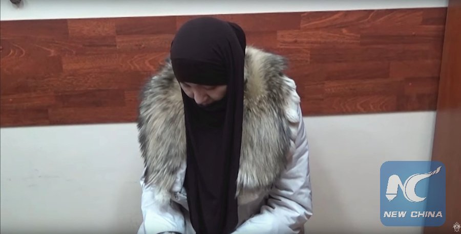 Russian officers detain woman suspected of collecting at least some 15,000 U.S. dollars for Islamic State  https://t.co/pVJ3wxWoMF