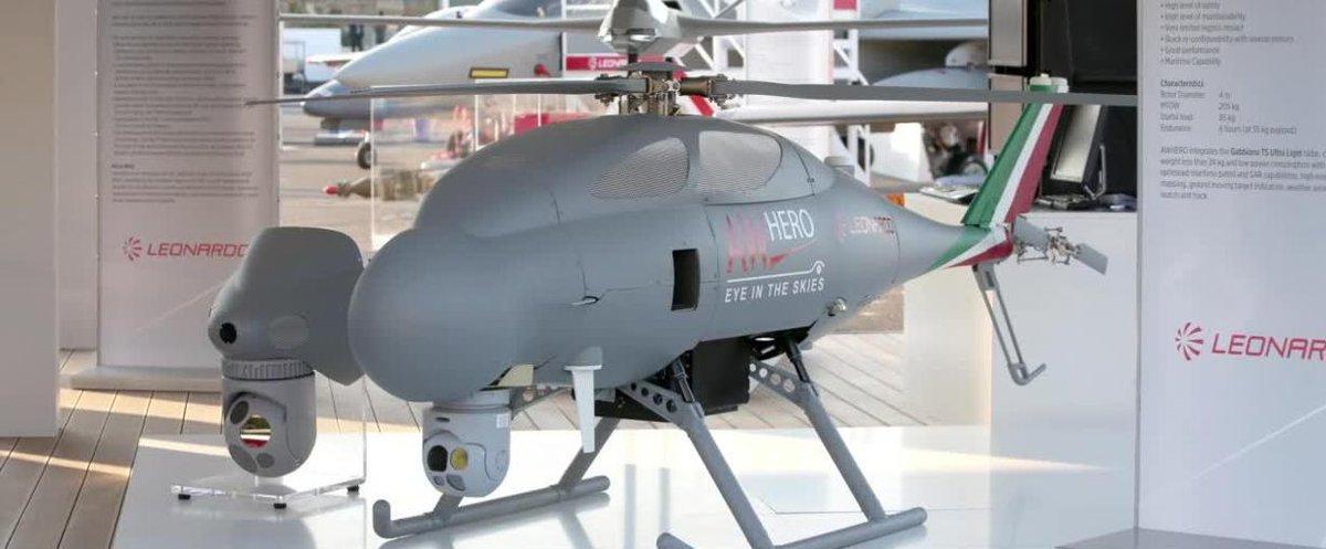Leonardo avvia a Pisa la produzione dell'elicottero a guida remota - Il Sole 24 ORE https://t.co/l2xY5lEFnp