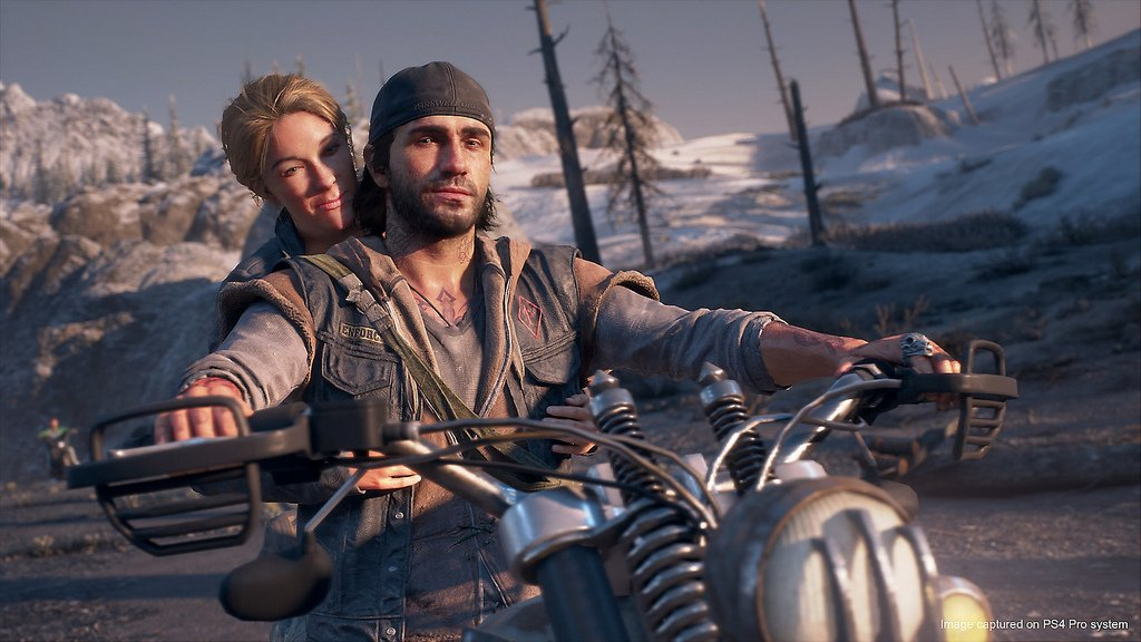 """""""I promise to never leave you."""" Days Gone shares a haunting look at Deacon's past and the woman he loved: https://play.st/2ByZzq2"""