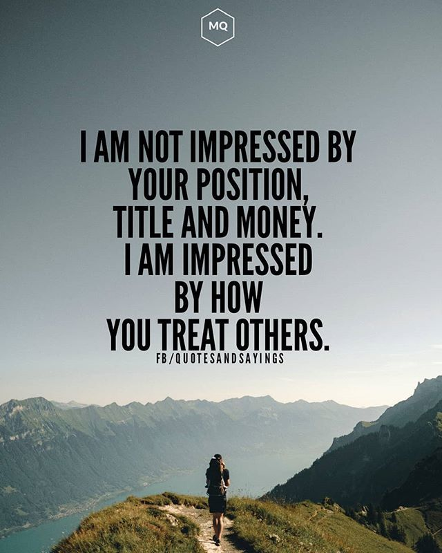 Motivational Quotes On Twitter I Am Not Impressed By Your Position