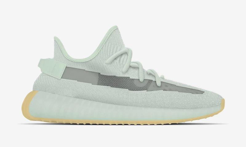 b124cf8ea68 adidas yeezy boost 350 v2 surfaces in new hyperspace colorway