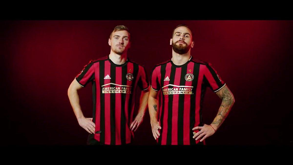 Atlanta Utd's New Kit Is Here 🔥