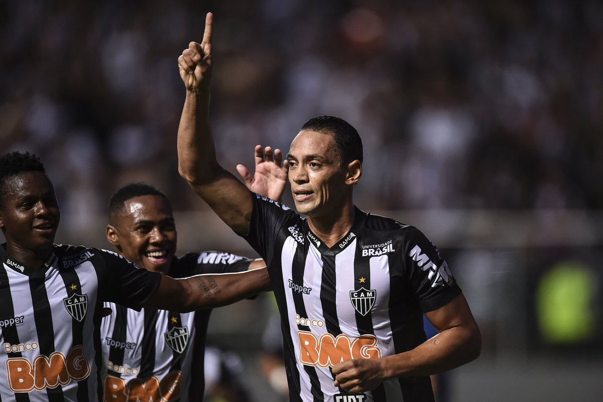 Ricardo Oliveira is doing big things in @Libertadores. The @atletico_en forward moved up to sixth in the competition's all-time   goalscorers list 🌎  More stats of the week here 👉https://fifa.to/pdDq4yZLkU