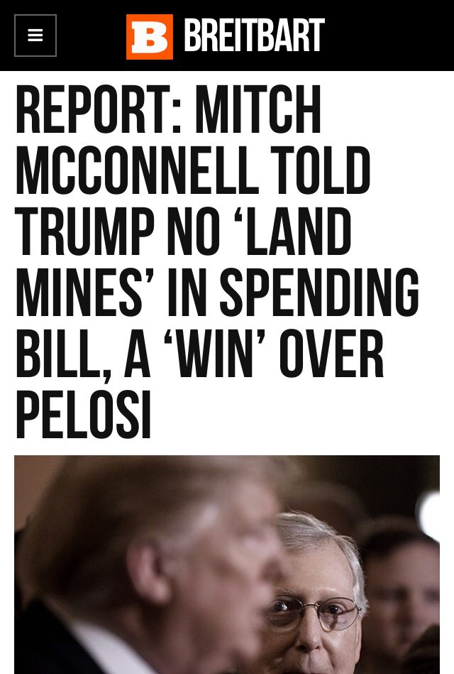 #PresidentTrump You CANNOT Trust  GOP Swamp Leader  #McConnell   He Does NOT Represent  #WeThePeople  He Represents His Cheap Labor Big Donor Puppet Masters Who Oppose The Trump  #AmericaFirstAgenda    #BuildTheWall @realDonaldTrump  https://t.co/ikvyApYLI0