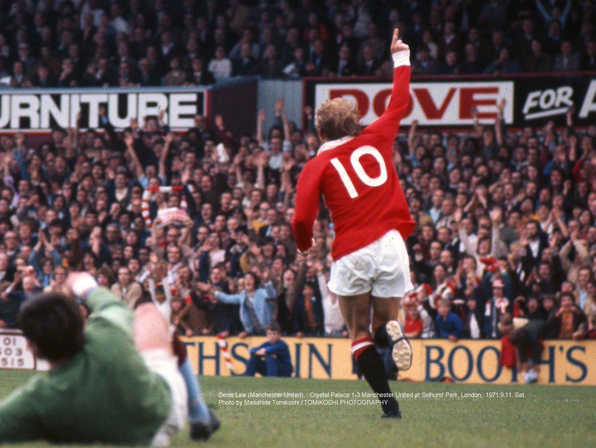 Super excited to announce that 'Denis Law - Made in Aberdeen' A film by @JohnGubba @VSITV1  Premieres on #MUTV @ManUtd at the end of February 2019 #DenisLaw #TheKing #Aberdeen #BallondOr #YesBallGames 👍🏼☝🏼