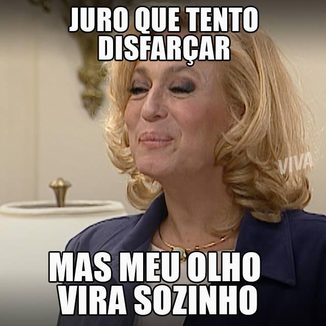 Quem nunca, Branca? 🤣