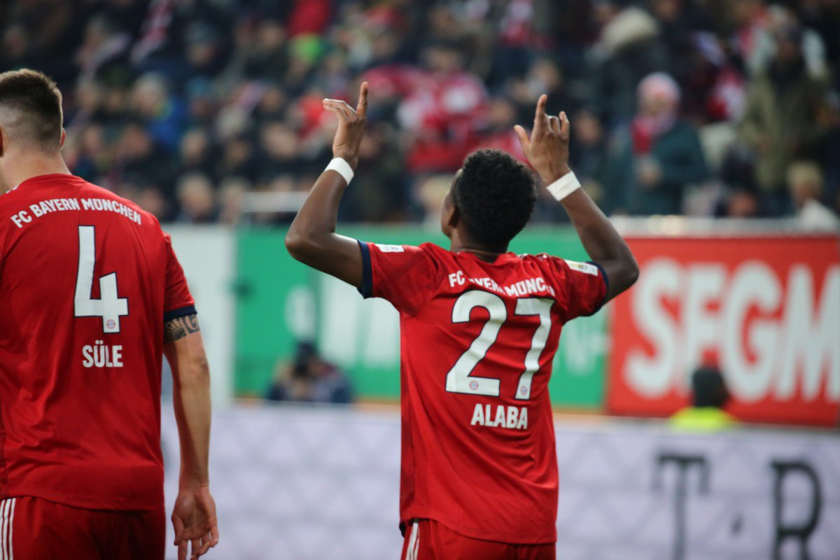 Давид Алаба, twitter.com/fcbayern