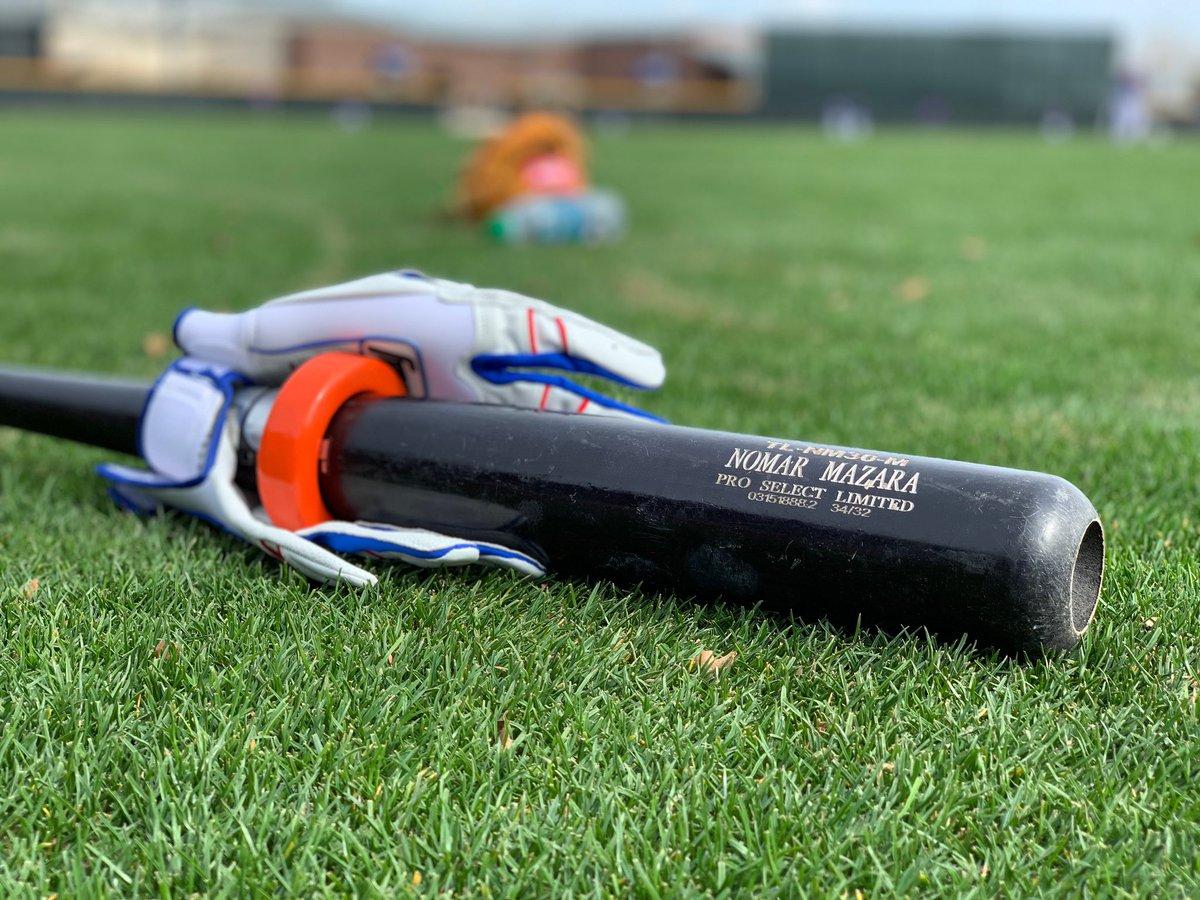 Baseballs, bats, gloves...  Must be almost Spring time! ⚾️☀️