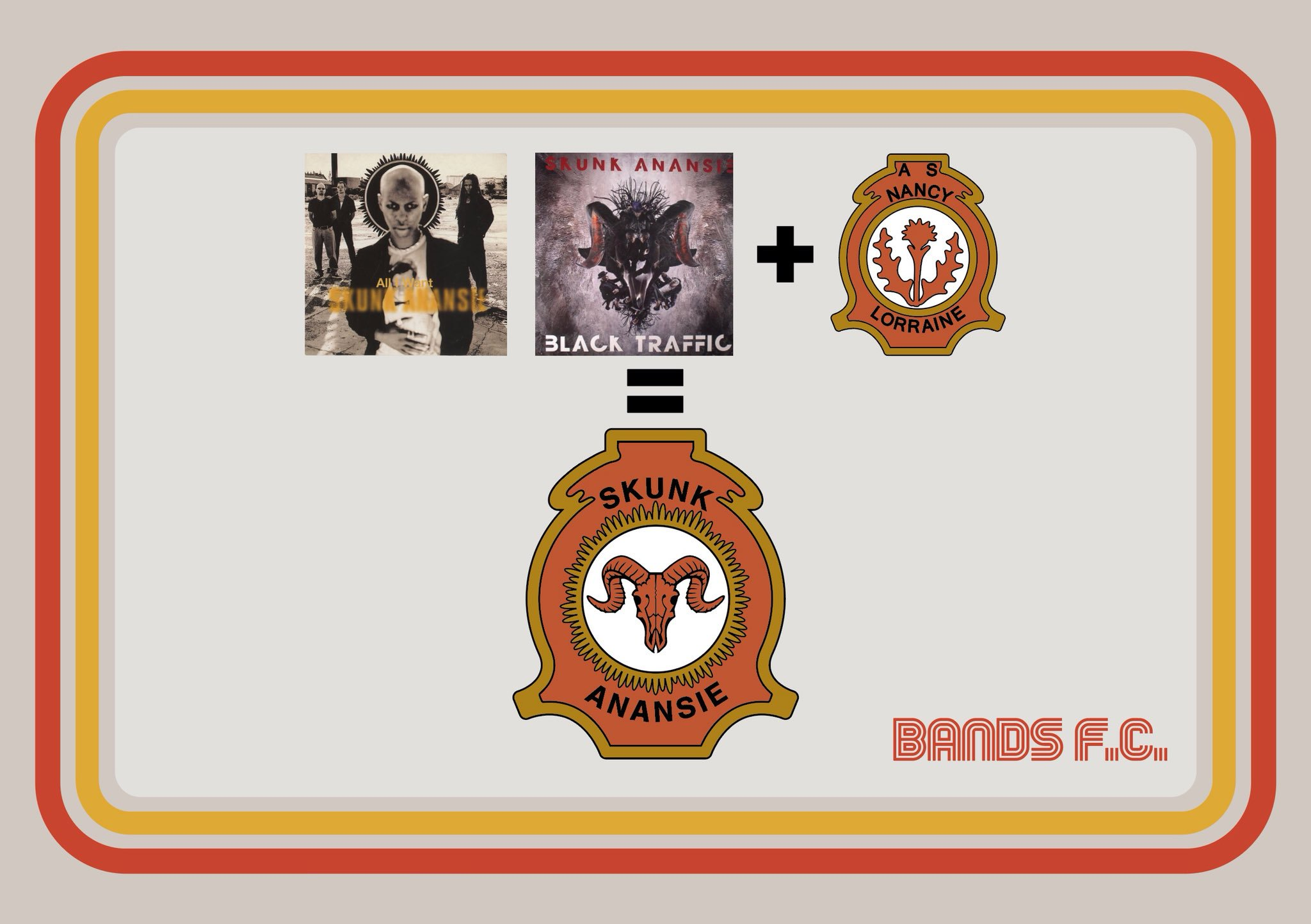 08b4a39e4d Bands FC on Twitter