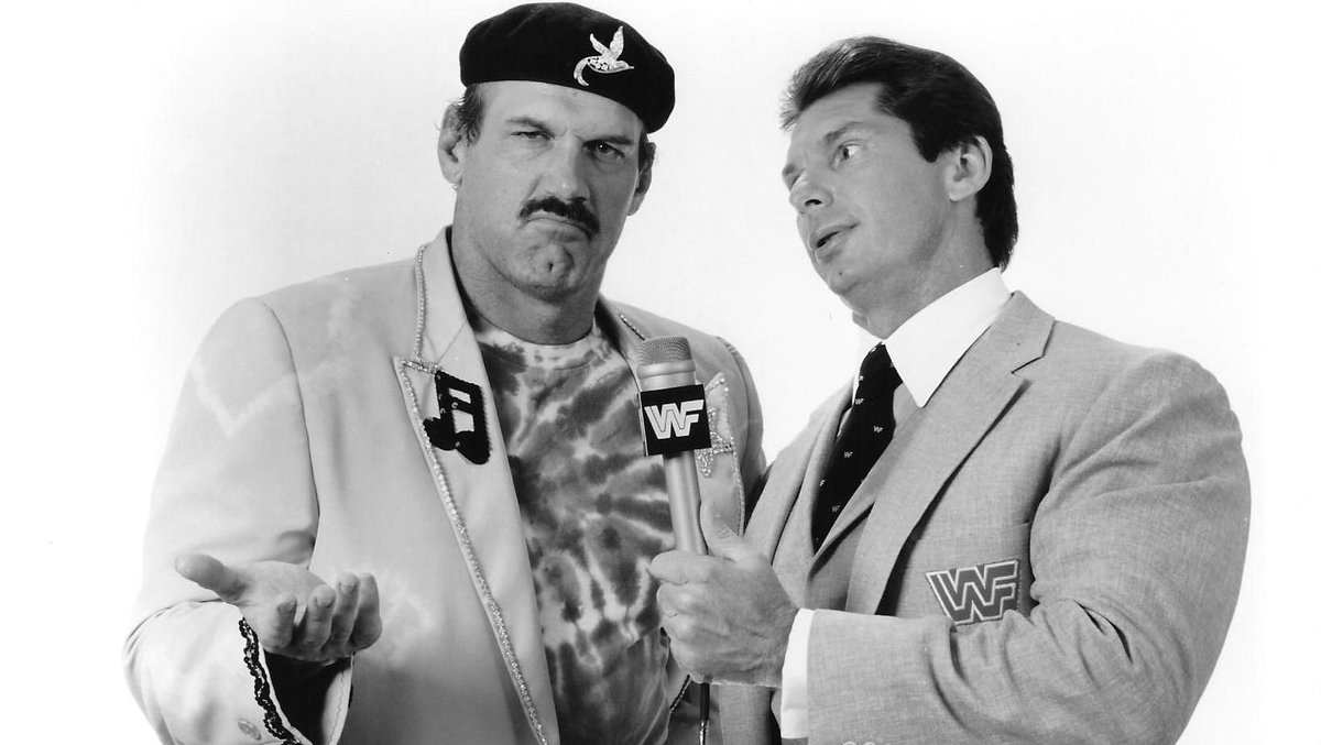 Thirty years ago, WWE admitted it wasn't a sport to try and dodge regulation: http://deadsp.in/VN7lo33