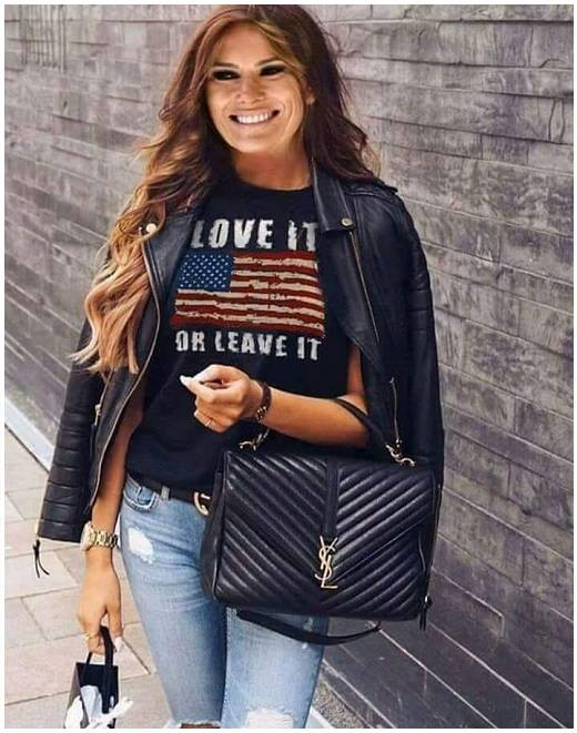 LOVE IT OR LEAVE IT 🇺🇸 #MAGA
