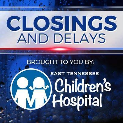 CLOSING: Sevier County Schools will be closed Monday-Wednesday due to illness. Teacher in-service scheduled for Monday will be held on Wednesday instead.  https://t.co/HeJAyXfeMM
