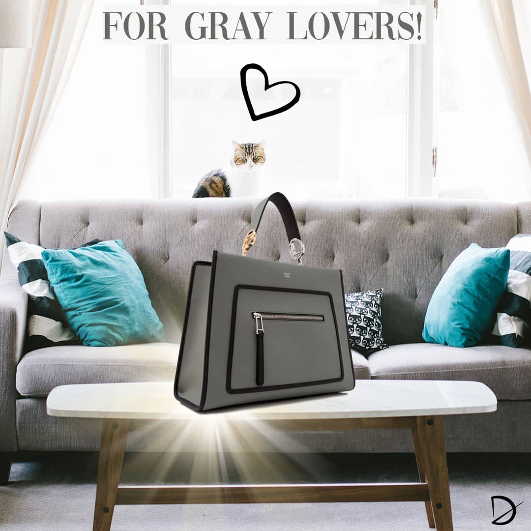 If you love elegant and classy handbags, the Fendi Runaway Satchel is for you! 💖👛  Now on Sale! 🙌🏻 ⠀⠀⠀⠀⠀⠀⠀⠀⠀ #Dtocco #Love #Sanvalentinesday #Sanvalentine #fashion #italianfashion #style #styleblogger #streetstyle #instafashion #instagashionista #fashiongram