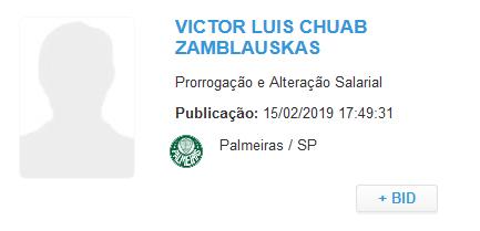 Palmeiras Todo Dia's photo on Victor Luís