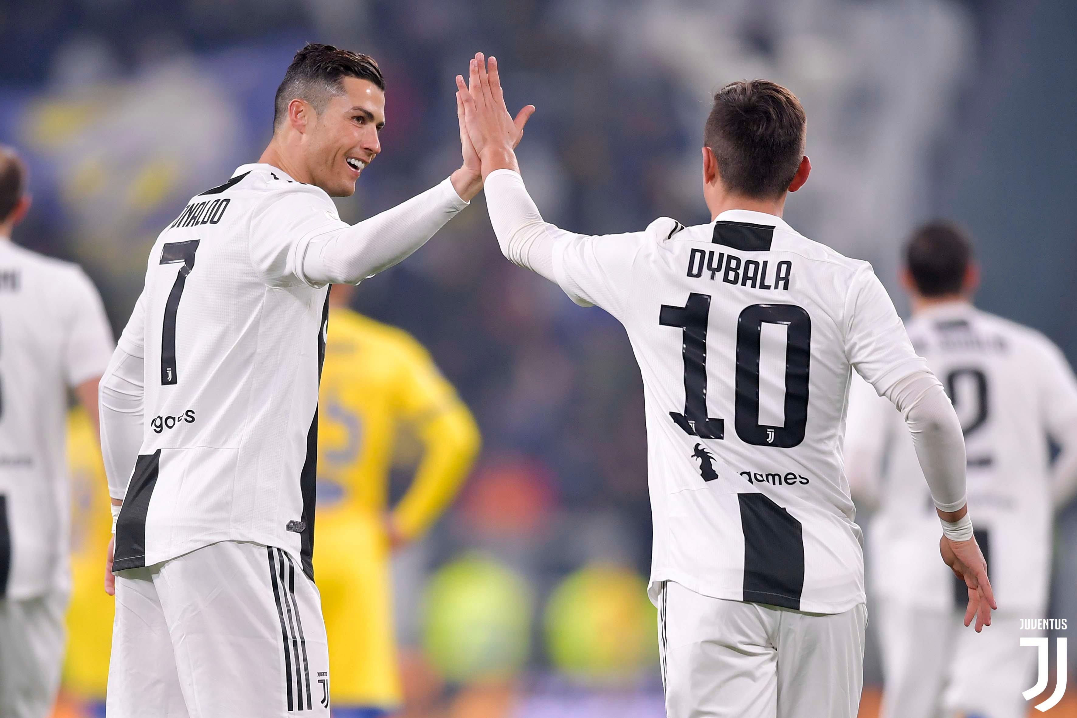 Xem lại Juventus vs Frosinone, 2h30 ngày 16/2 (Serie A)