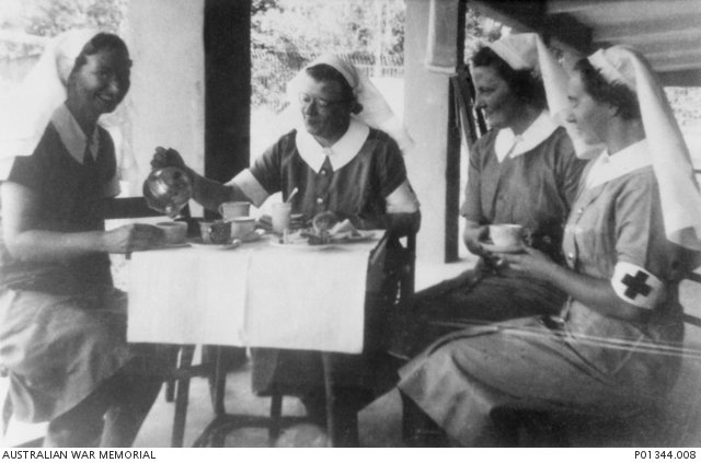 #OnThisDay in 1942 twenty two members of the Australian Army Nursing Service, and other survivors of the sinking of the SS Vyner Brooke, were massacred on Banka Island by Japanese forces.   To read more:  https://t.co/imFt40kWt9