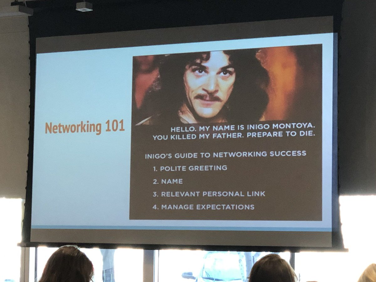 Networking 101 👏