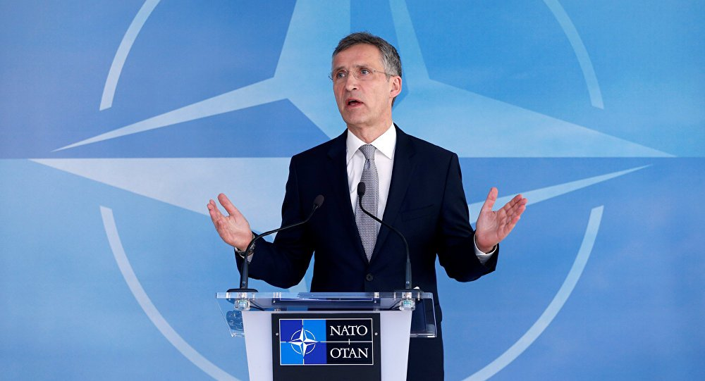 .@NATO chief @jensstoltenberg  rules out moving new nuclear arms to Europe https://t.co/6mOdBw0xHb