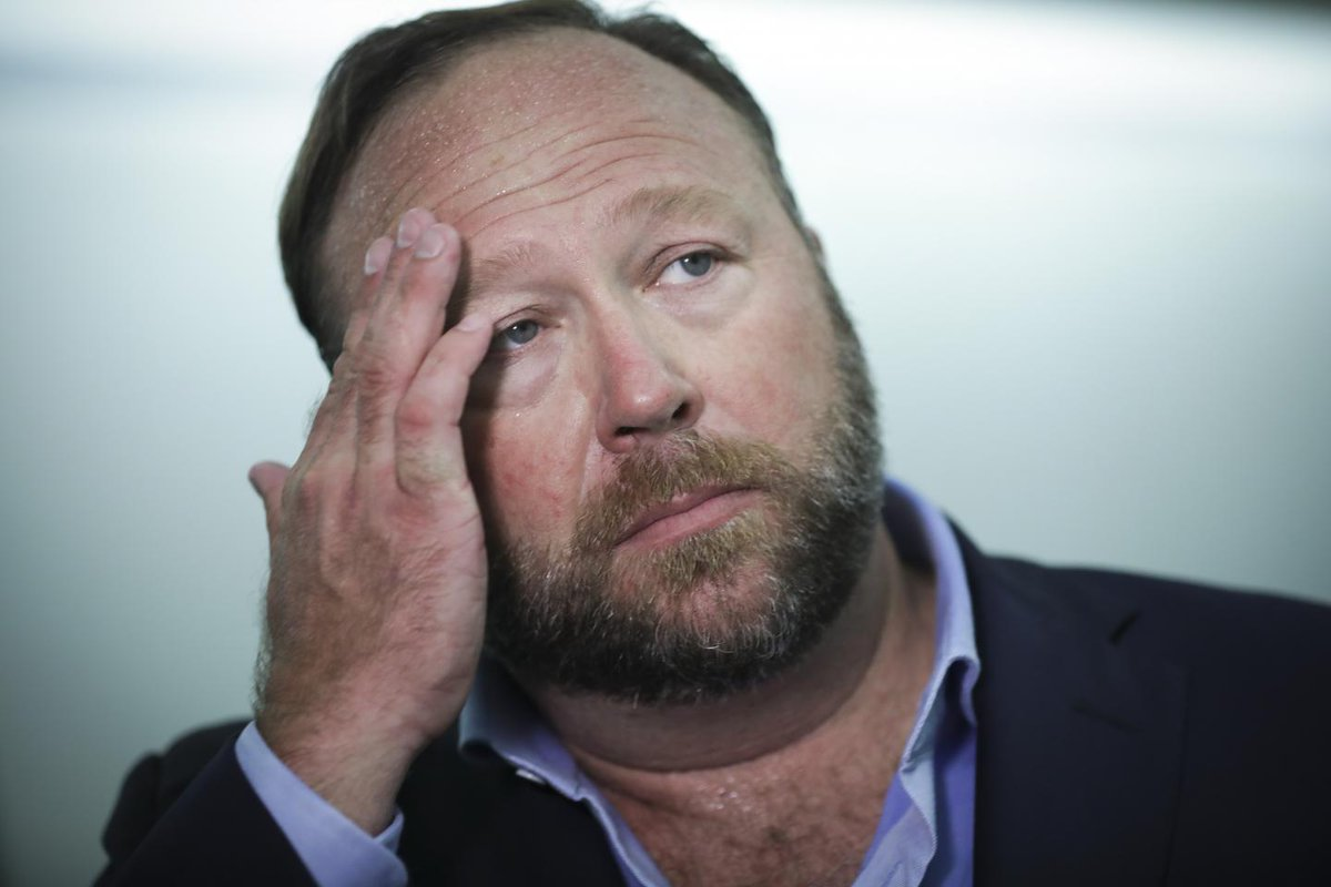 InfoWars' Alex Jones can be deposed in lawsuit related to Sandy Hook shooting, judge rules https://t.co/NoNIvHm9cd