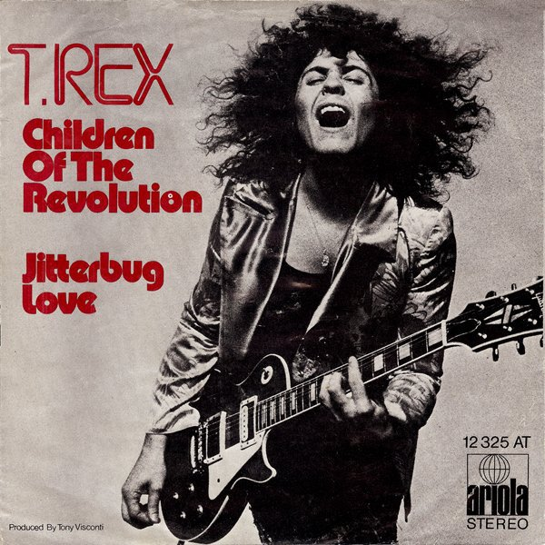 #nowplaying #70sMix #vinyl  T. Rex - Children of the Revolution https://youtu.be/pu3-ZGbqUyk