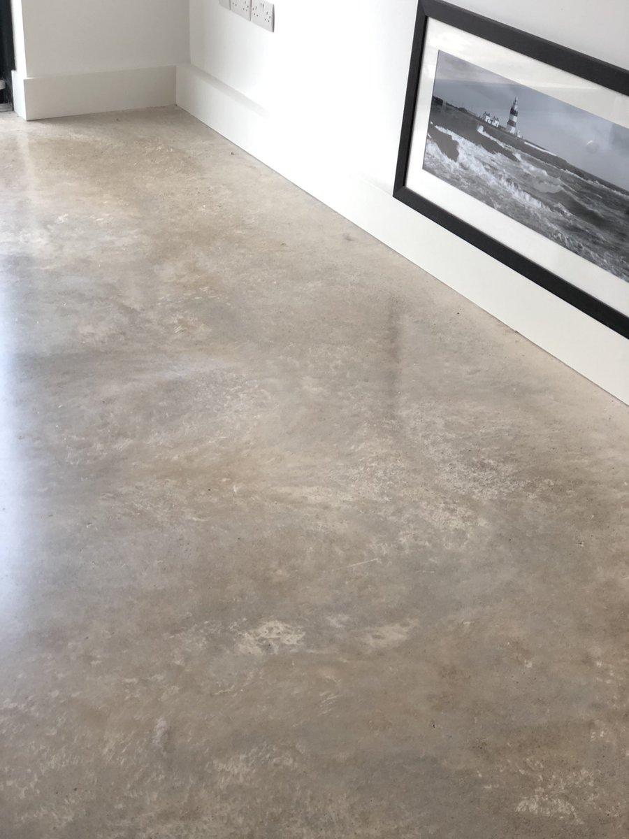 Finish Polished Concrete