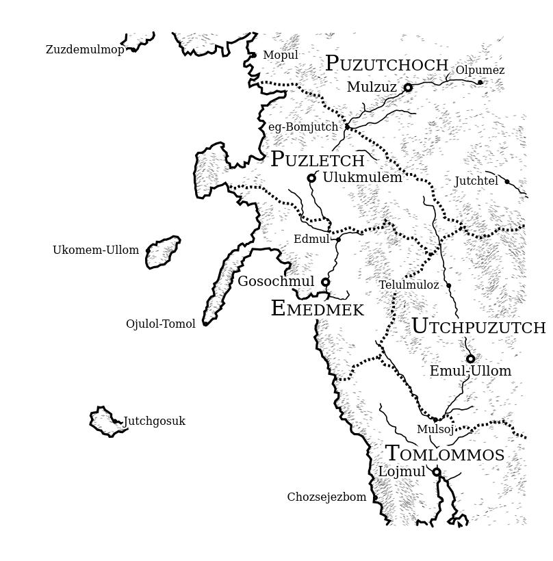 Uncharted Atlas On Twitter Plains Of Middle Nobochmek