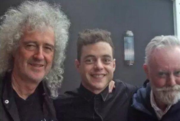 Oscars Last Call: Queen's Brian May & Roger Taylor On Rami Malek's Morph Into Freddie Mercury In 'Bohemian Rhapsody'  https://t.co/brR32Z0wAP