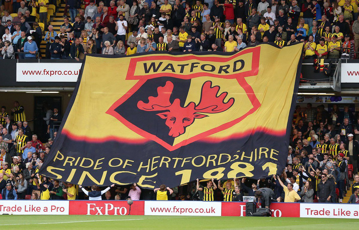 Only 3 teams remaining in the #FACup are ranked higher than Watford  Two of those (Chelsea and Man United) play each other in this round!   What an opportunity for the Hornets 🐝   #WatfordFC