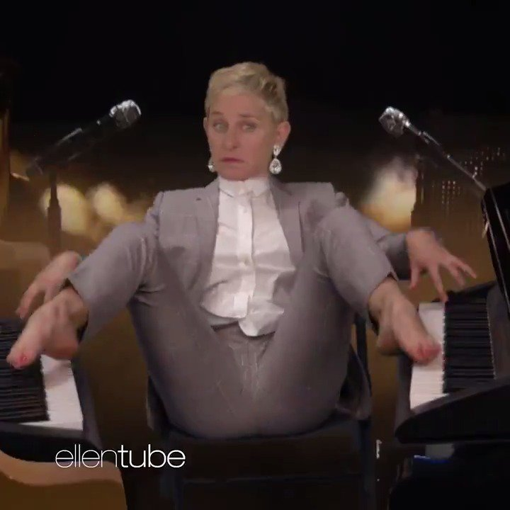 .@AliciaKeys, meet Ellen Keys. https://t.co/0H6s8a0L6m