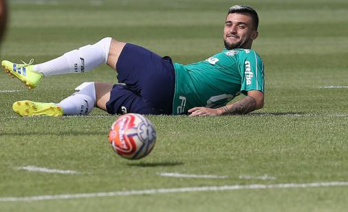Palmeiras - LANCE!'s photo on Victor Luís