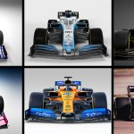 """Complete the following phrase 👇  """"The #F1 best launch livery of 2019 belongs to ______"""""""