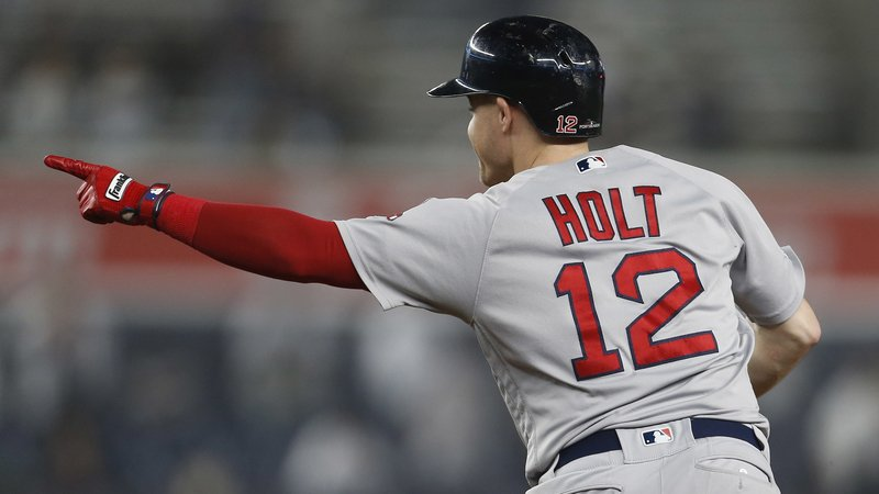 'I would love to play here forever.'  Brock Holt is all about re-signing with the Red Sox after this season.  https://t.co/wVQWWjGbX6
