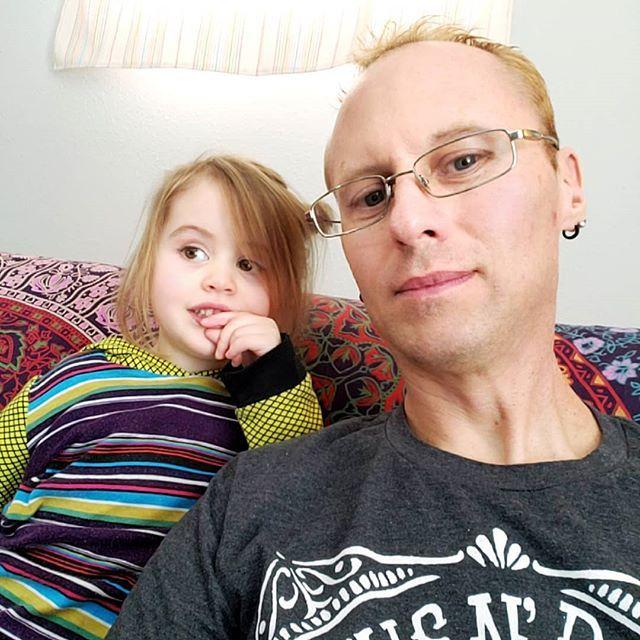 A little daddy daughter time today. #❤️ #daddysgirl #autismawareness #autismdad #asddad #asd #autismspectrumdisorder #beautifulmind #nofilter #daddydaughter #Tesslah #💜 http://bit.ly/2GK9BIq