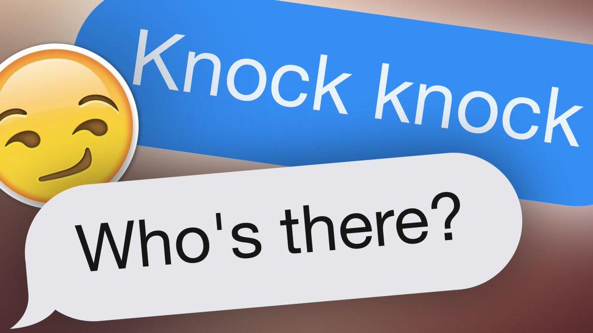 Tinder jokes knock knock 10 Funny