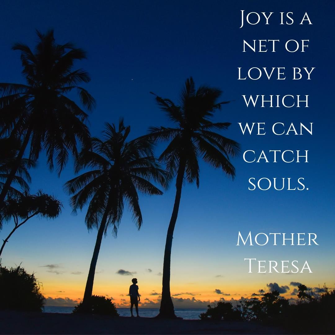 Joy is what brings people together.⠀ #DailyTvMass #Joy #Souls #Happy #Happiness #Saints #Quotes #Inspire #Love #Sky #Nature #God #Faith http://dlvr.it/Qz0VYF