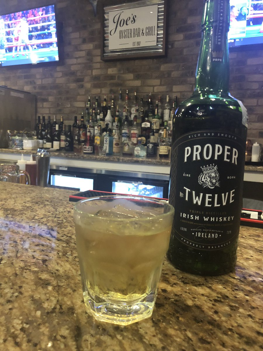 #ProperTwelve now being served in my bar! @TheNotoriousMMA https://t.co/den06XvW17