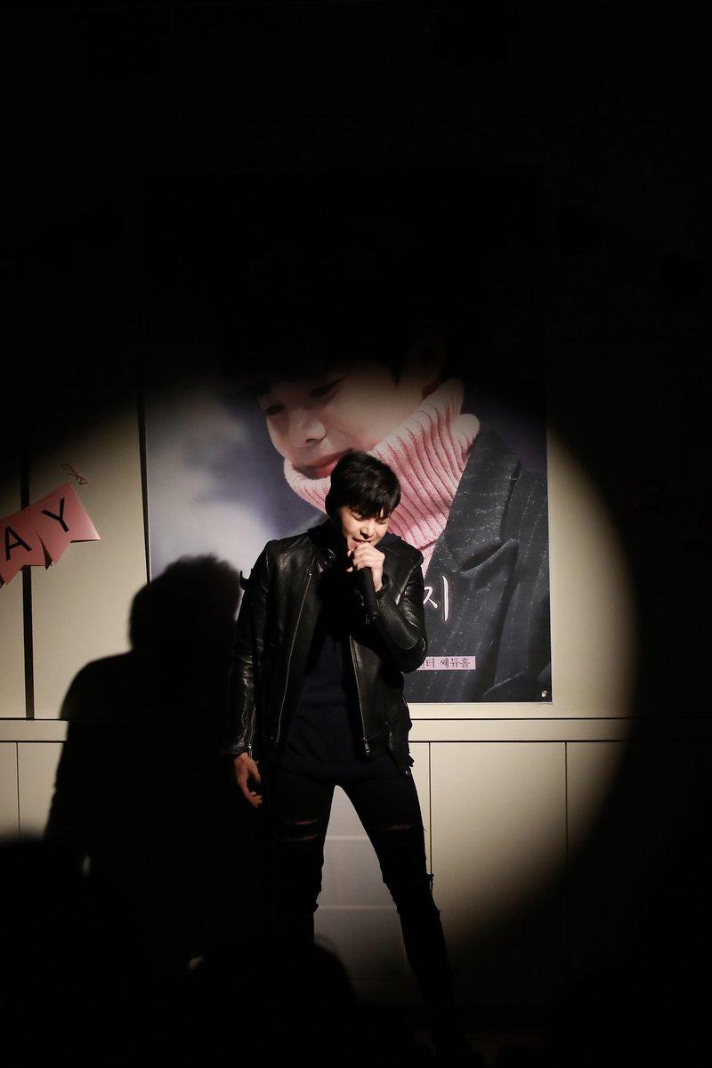 190210 #박은석 배우님 생일파티 #겨울편지 -1  (출처 : 제이에스픽쳐스 블로그)