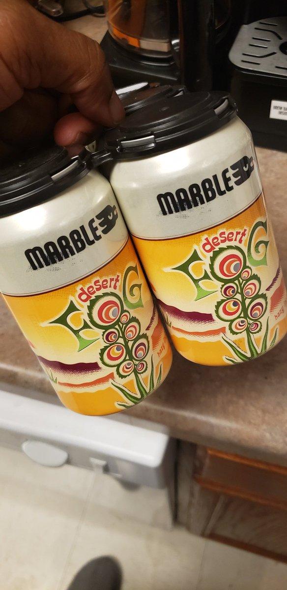 @MarbleBrewery drink of choice tonight #DesertFog good stuff https://t.co/riNOBofBW7
