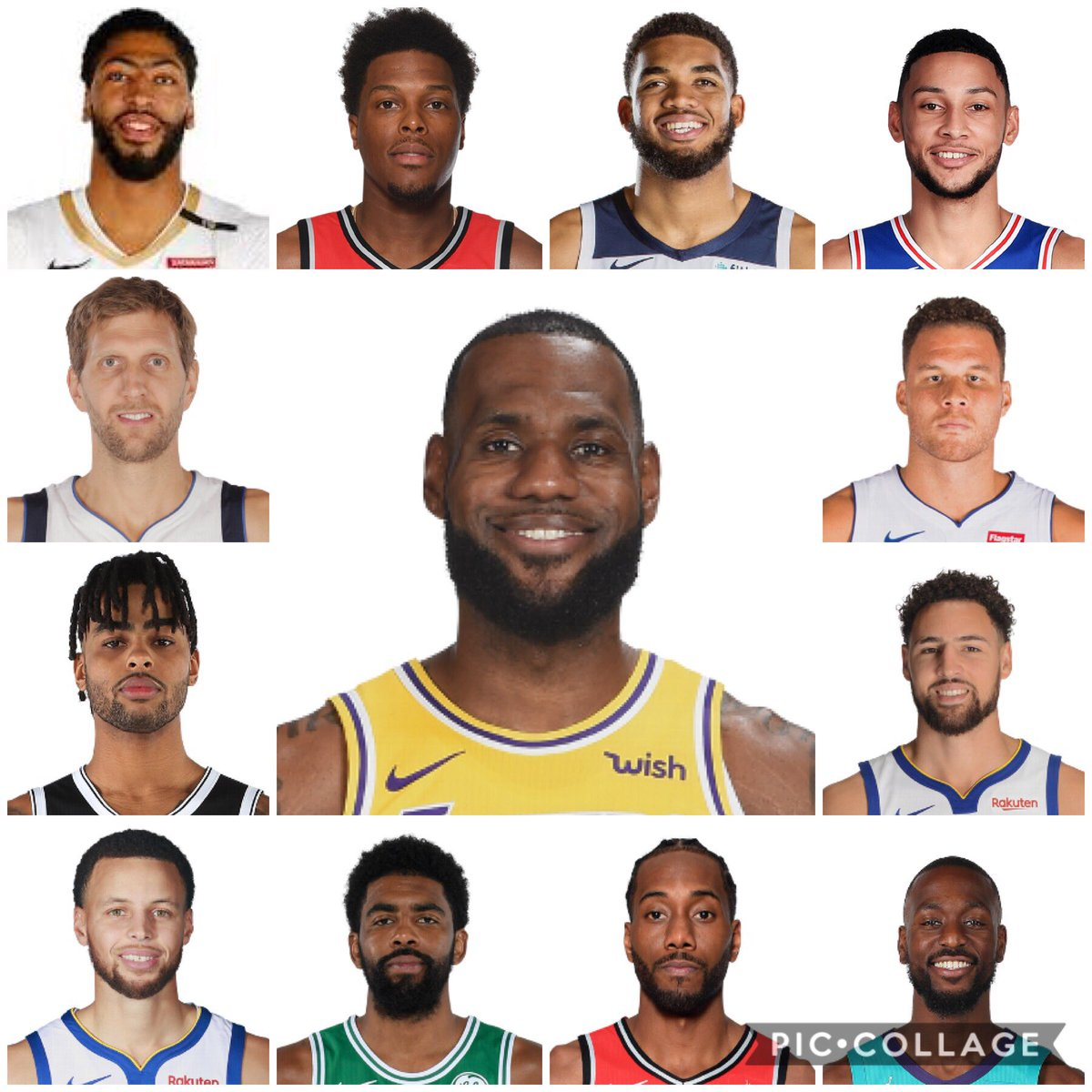 The 2nd annual Matt and Zack #NBAAllStardraft results. Who had the better draft @mbang41 as #TeamLeBron or @ZackLaux as #TeamGiannis  Full podcast https://soundcloud.com/user-819002967/mattzack-show … #nba #NBATwitter #NBAAllstar2019 @KingJames @Giannis_An34 @NBAonTNT
