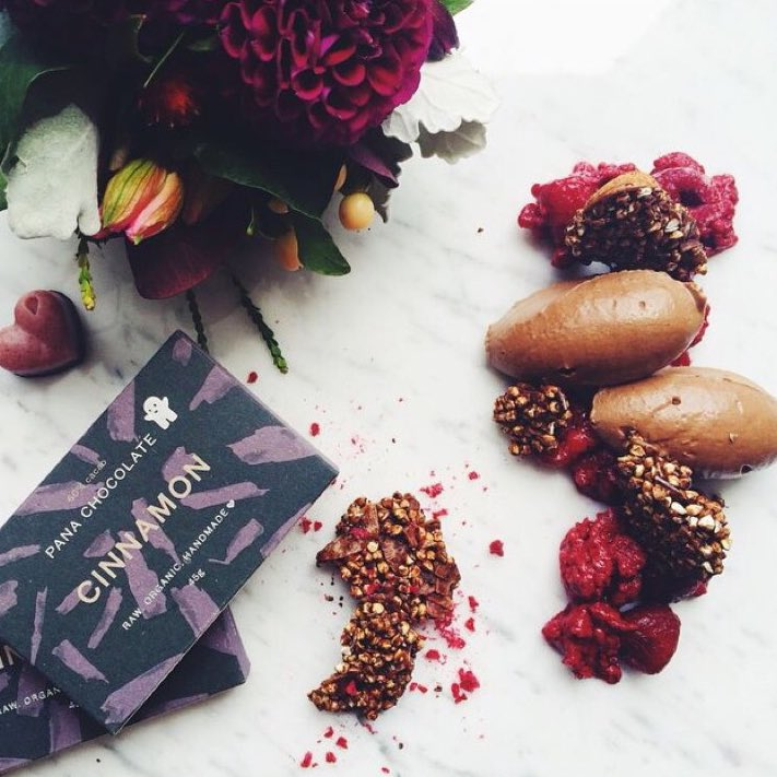 Happy Valentines Day 😉 everyday 😘https://www.danistevens.com/365journal/pana-chocolate-cinnamon-mousse-valentine-recipe?rq=Chocolate%20mousse… #TBT #panaorganic #chocolate