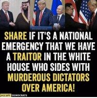 #FakeTrumpEmergency #NationalEmergency #FAKENationalEmergency #FakeEmergency #FAKEpresident #FakePOTUS #Resisters #FridayThoughts #trump #Resistance #FBResistance #FBR
