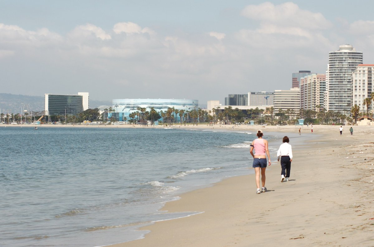 City Of Long Beach On Twitter Please Be Advised That All Swimming Areas Along Long Beach S Coastal Beaches Are Temporarily Closed For Water Contact Due To A City Of Los Angeles Sewage