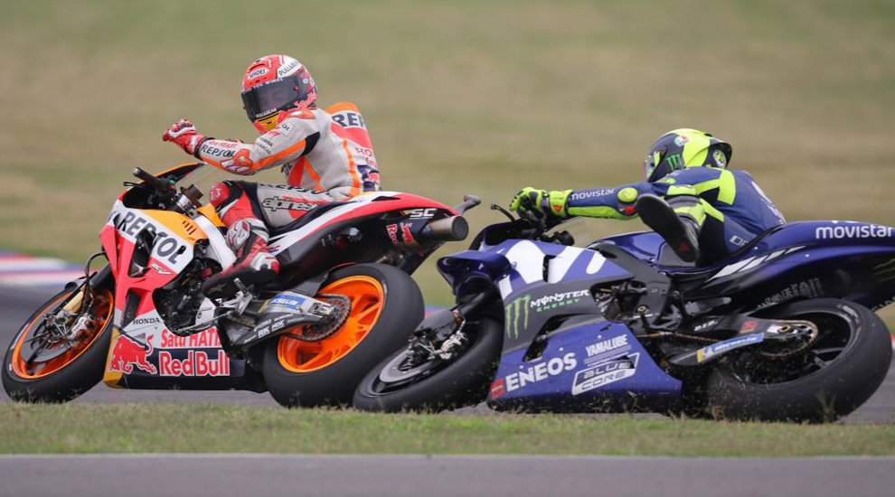 📌 Rossi pone nombre a los 6 grandes rivales que ha tenido en el motociclismo https://trib.al/sx2kewc