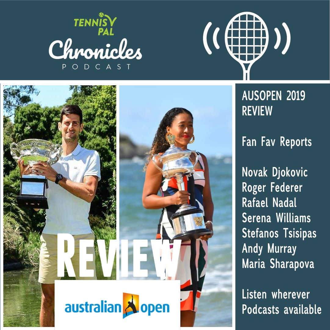 Fan Favorite Reporters deliver their expert opinions about Novak Djokovic dominant 3rd Slam win, Roger Federer's early loss, Rafael Nadal in the finals again, Serena Williams exit, Stefanos Tsisipas meteoric run, Andy Murray's hip condition, and pre-retirement tribute and more. <br>http://pic.twitter.com/CooVLYhpxa