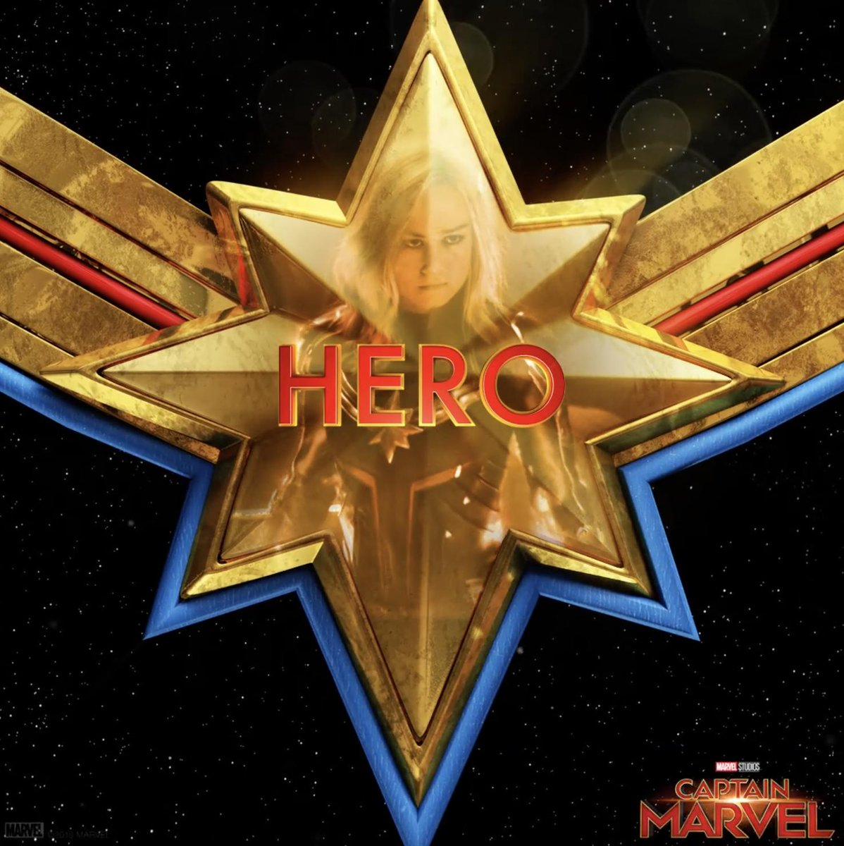 """""""I know a renegade soldier when I see one."""" Marvel Studios' #CaptainMarvel is in theaters March 8. Get tickets now: http://www.Fandango.com/CaptainMarvel"""