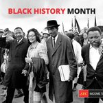 We're not only celebrating love this month, we're celebrating Black Excellence! Did you know that Black History Month started off as a week and didn't become a national month-long celebration until 1976?
