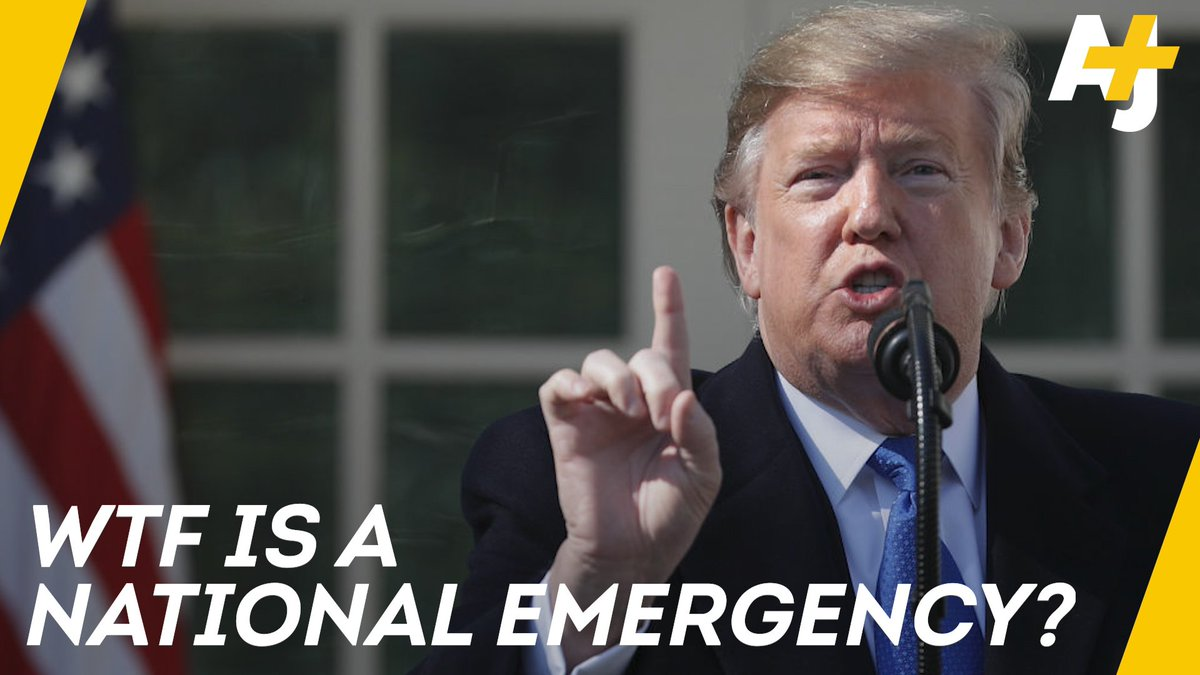 Watch this if you're confused about President Trump's national emergency.